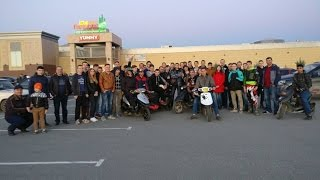 Сходка Мастерской Pit_Stop и Moto nexus в Симферополе 29.03.17))