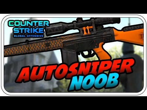 AUTOSNIPER NOOB... ALS OB! - CS:GO TRY HARD HARDCORE #384 - Mit HDHomerJ - Dhalucard