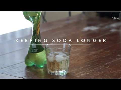 The Shortcut: Keep Your Soda From Going Flat