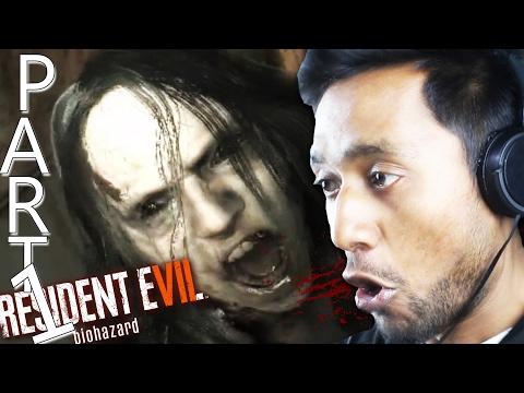 "Resident Evil 7 Biohazard ""Find Mia""(Hindi Walkthrough Part-1) W/GGM"