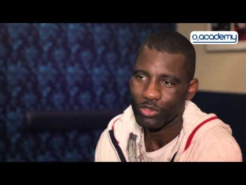 Wretch 32 Interview - Who Does He Look Up To?