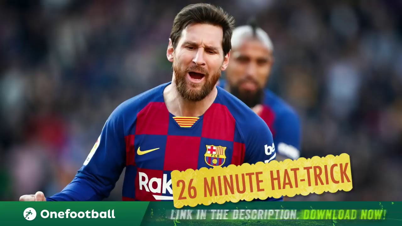 Barcelona vs Eibar 5 0, La Liga, 2020 MATCH REVIEW - YouTube