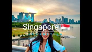 EP.1 Singapore Trip พาเที่ยวสิงคโปร์ อ่าวมาริน่า, สิงโตพ่นน้ำ (Jewel, Marina Bay, Merlion etc..)