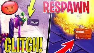 *NEW SCAM* Respawn GLITCH, RAGING Scammer Gets SCAMMED For ALL His GUNS In Fortnite Save The World