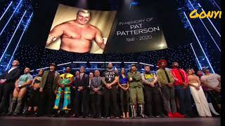 In Memory of Pat Patterson (HD…