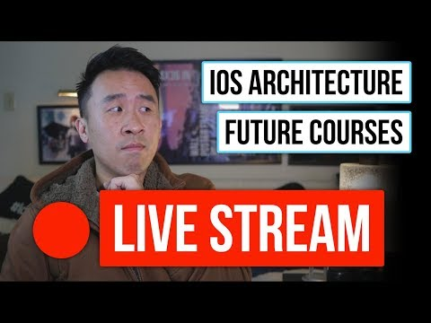 iOS Architecture and Some Future Courses