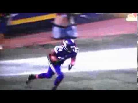 Cordarrelle Patterson 109 Yard Kickoff Return for TD by Vikings