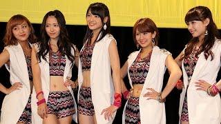 アイドルグループ「℃-ute(キュート)」が7月16日、川崎市のライブホールで25枚目のシングル「ThePower/悲しきヘブン(SingleVersion)」の発売記念イベントを開催 ...