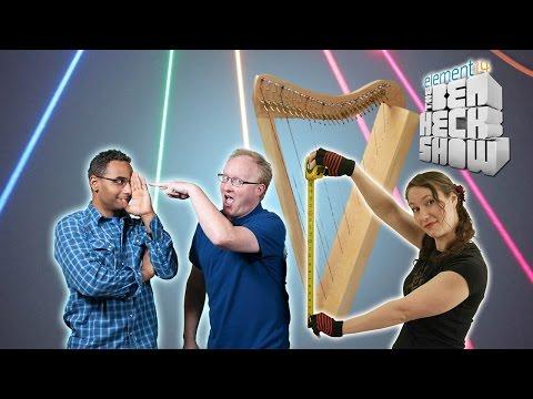 Ben Heck's Intel Edison Laser Harp Part 1: Design