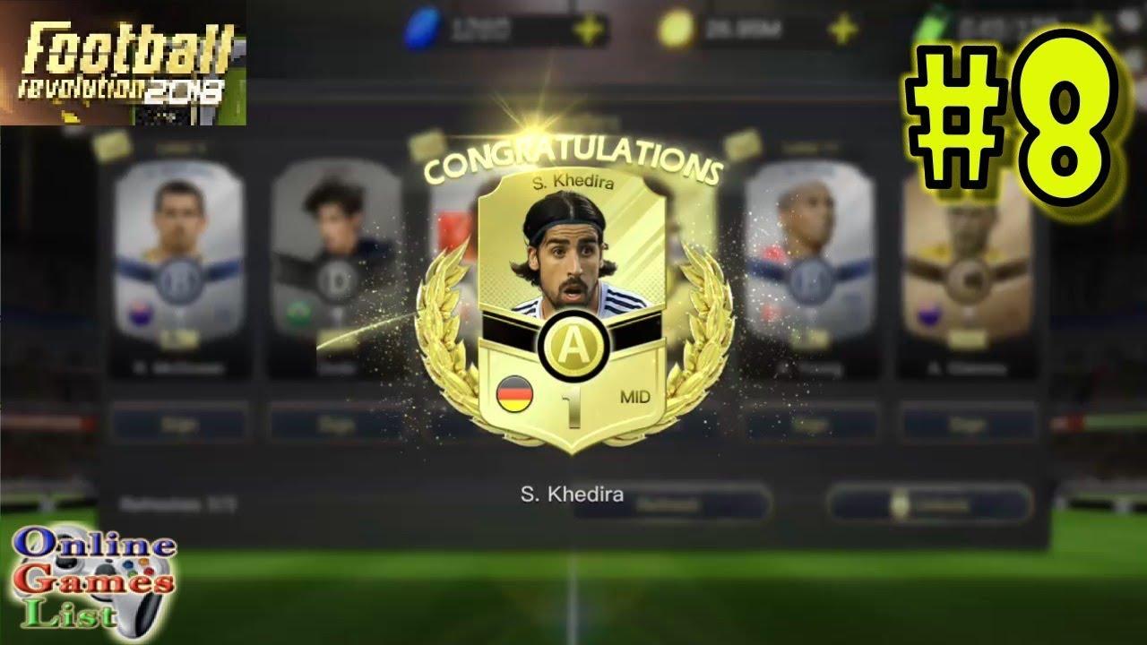 Soccer/Football revolution 2018 - Android Gameplay #8