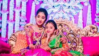 Ritisha & Pranisha Half Saree Ceremony