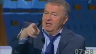 Russian politics. Elections 2012 debate. Zhirinovsky vs Zyuganov (English subs)