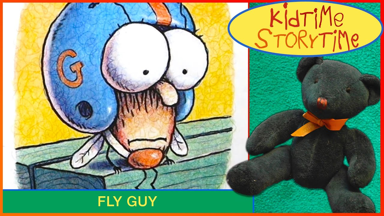 Fly Guy #6: Hooray for Fly Guy! READ ALOUD - YouTube