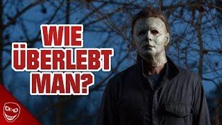 Wie überlebt man gegen Michael Myers aus HALLOWEEN!