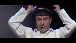 Евгений Гришковец в Бостоне с моноспектаклем Как я съел собаку❗️