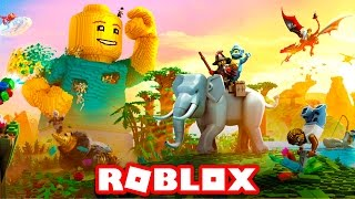 LEGO WORLDS IN ROBLOX?! (Roblox Lego Worlds)