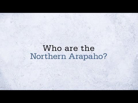 Who Are the Northern Arapaho?