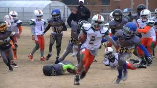 8u 1st annualtournament of champions youth football tournament bham, al 1st rd