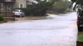 Sandy: Major Flooding Norfolk VA, Willoughby Spit, Virginia