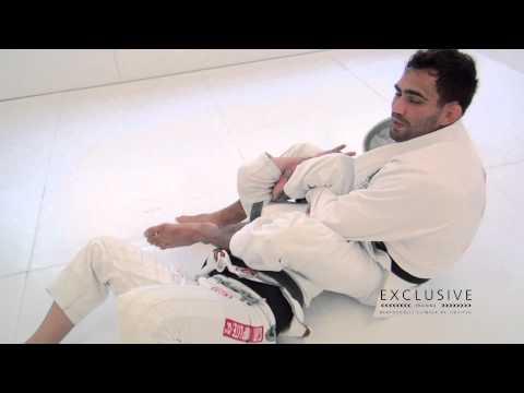 Lucas Leite - Taking the Back from Half Guard to Armlock - Essence Of Jiu-Jitsu