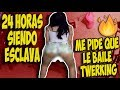 Download Video 24 HORAS SIENDO ESCLAVA / ME PIDE QUE LE BAILE / ESTEFAN CZ MP4,  Mp3,  Flv, 3GP & WebM gratis