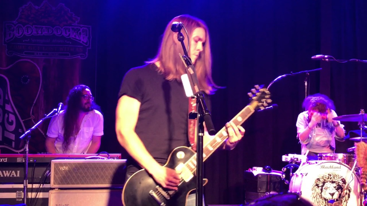 Whiskey Myers Dogwood Live Springfield Il 11 18 2016