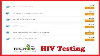 Personalabs HIV Testing