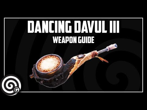 Monster Hunter World | Dancing Davul III (Hunting Horn) - Weapon Review