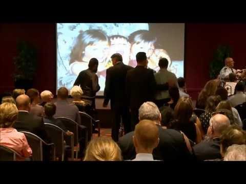 Mark Harries Funeral