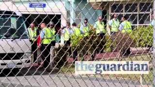 Asylum seekers arrive on Cocos Islands – video   World news   theguardian com 1