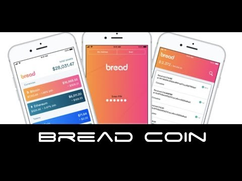 Bread Coin - Popular Coin Brand New To Market