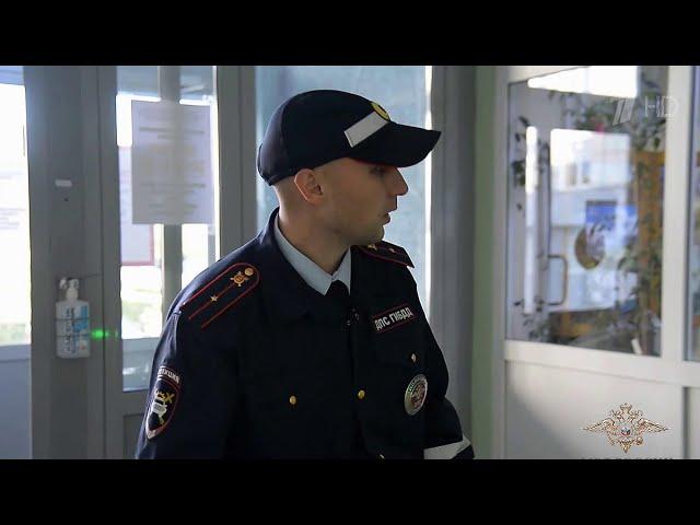 Президент подписал указ о награждении орденом Мужества полицейского Константина Калинина.