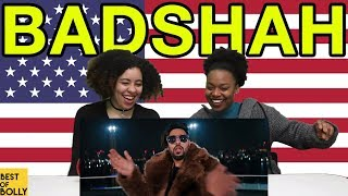 "Americans React to Badshah ""Mercy"""