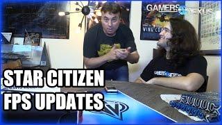 Star Citizen FPS Progress - Chris Roberts Interview