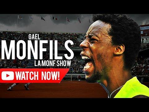 Gael Monfils - La Monf Show ᴴᴰ