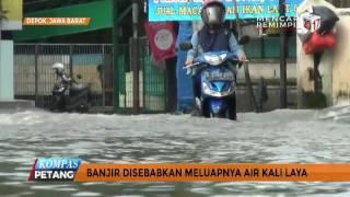 Hujan Deras, Depok Banjir