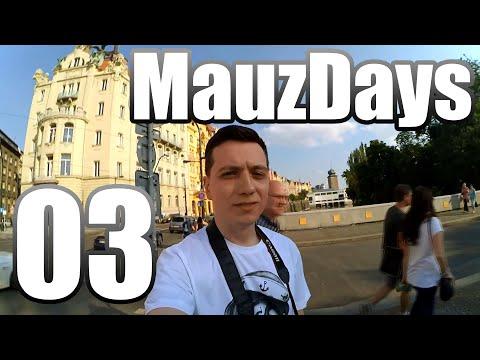 MauzDays 03 — Приезд в Прагу, цены, магазин йо-йо