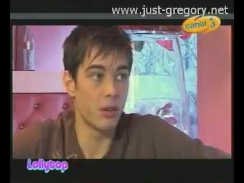 Lollytop Gregory Lemarchal [interview Canal J]