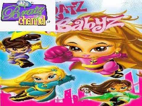 Bratz Super Babyz - Feel The Power (Song)