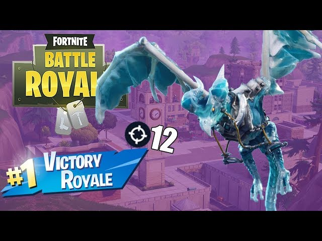 Going Tilted with Frostwing - Fortnite Battle Royale Xbox One X Gameplay