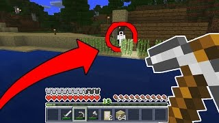 Playing Minecraft Pocket Edition | Do NOT Find Entity 303 or Lick!! [Windows 10/PE]