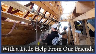 With a Little Help From Our Friends-Episode 161-Acorn to Arabella: Journey of a Wooden Boat