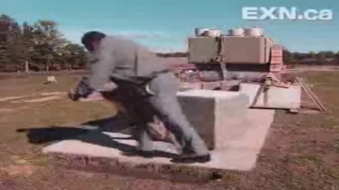 Man lifts 20 ton block by hand youtube man lifts 20 ton block by hand sciox Images