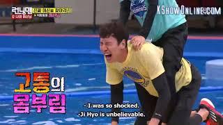 Running Man Ep 304 | Song Jihyo Take Down Lee Kwangsoo