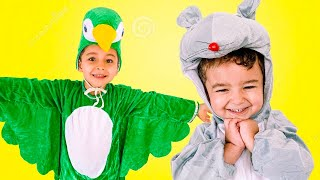 Put Your Hands in the Air Song - Nursery Rhymes Kids Songs - Caletha Playtime