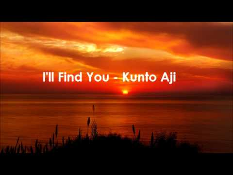 I'll Find You - Kunto Aji Full Version (Lyric) | Ost  Sore The Series