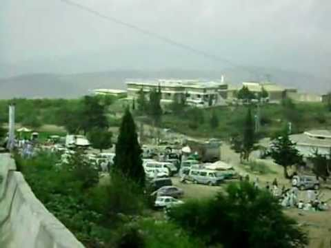 Fort Munro is a hill station in Dera Ghazi Khan District, Punjab, Pakistan.   By.  Tooorz.