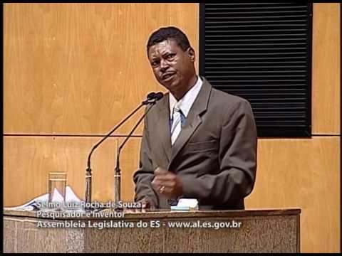 Selmo Luiz Rocha 06 06  Pesquisador e Inventor