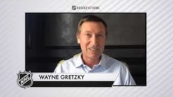 Wayne Gretzky picks two fantasy linemates