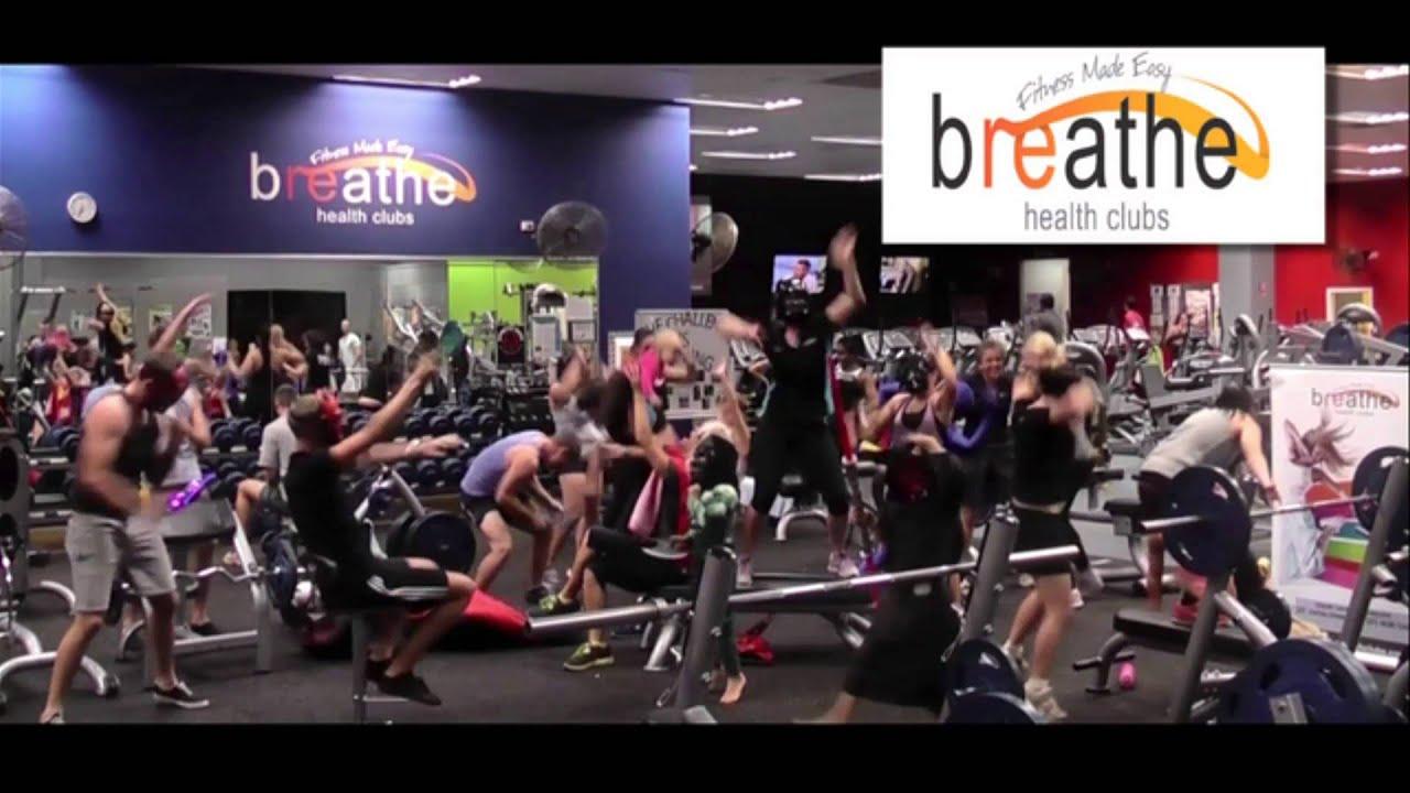 Breathe gym toowoomba